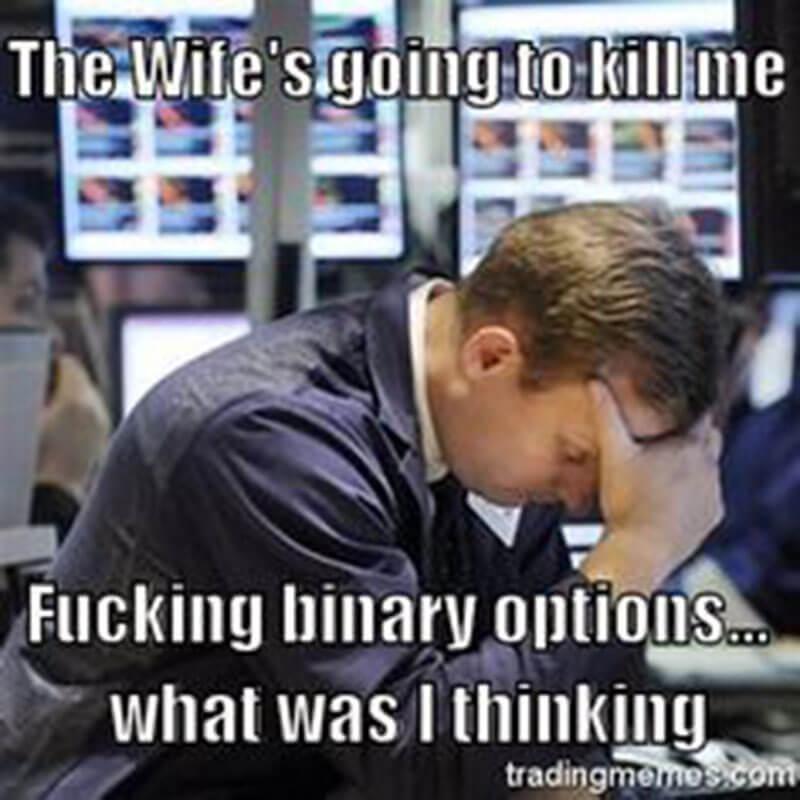 mengapa perdagangan pilihan binari
